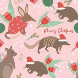 Christmas Aussie Animals