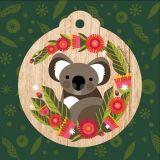 Koala Large Decoration