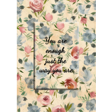 Your Are Enough... Magnet Greeting Card