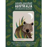 Natalie Marshall - Wombat