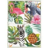 Removable Magnets Card - Jungle Fever