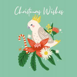 Christmas Cockatoo