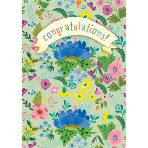 Big Cards - Congratulations
