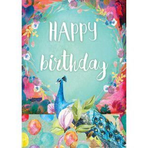 Big Cards - Happy Birthday